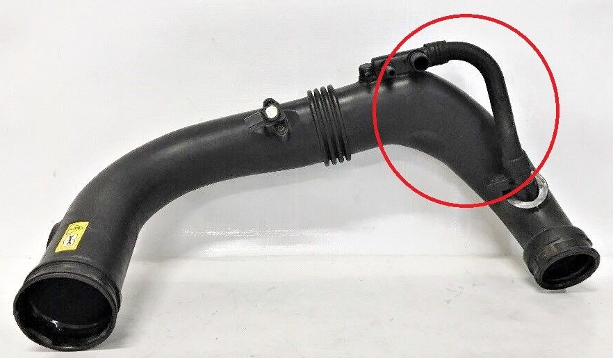 Silicone turbo intercooler rubber air cleaner intake hoses 2710901629 2710902029 2710901929