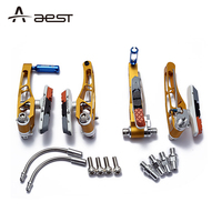 AEST brake system Bicycle parts aluminum alloy mountain bike CNC V brake