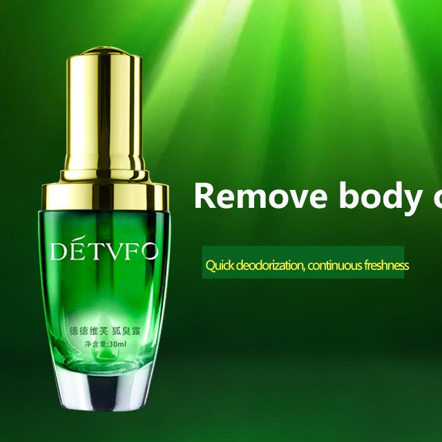 Fox Odor Body Spray Perfume Underarm Natural Antiperspirant Deodorant Body Spray