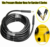 6 10 15 meters High Pressure Washer Hose Pipe Cord Car Washer Water Cleaning Extension Hose for  High Pressure Cleaner