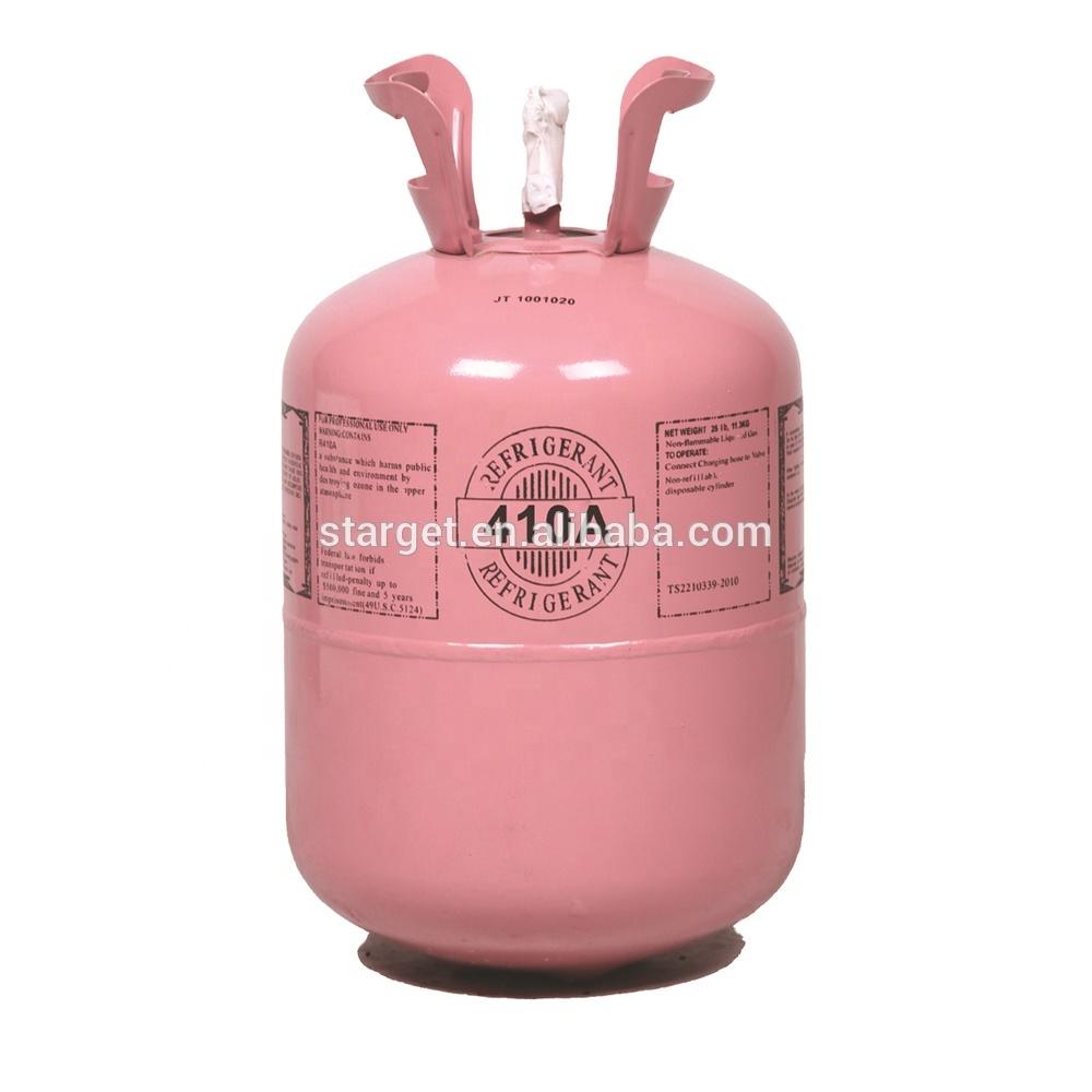 Good Quality Refrigerant Gas R410a price