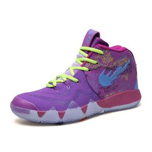 Sport Sneakers For Men Basketball Culture High Top Jordan Shoes Men Kyrie 4 Irving 4Th Men's Basketball Shoes Mash Up 44