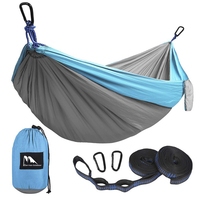 Camping hammock portable with canopy tent