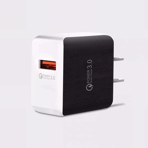 SIPU Hot Selling USB Charger quick charge 3.0 Fast Charging Universal Fast EU US Wall Charger