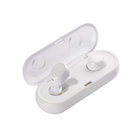 Consumer electronics bluetooth 5.0 in ear TWS truly wireless earphones earbuds with charging case
