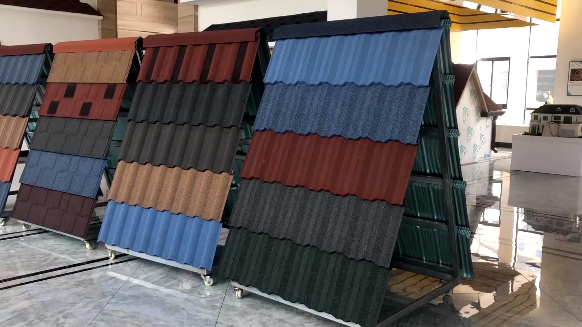 Popolare di materiali da costruzione di tegole del sud africa foglio di design in metallo di copertura