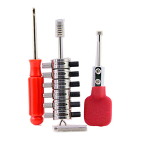 Free shipping best quality special price HUK Premium Tibbe decoder locksmith tool for Ford