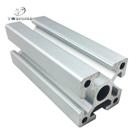 T Slot 4040 Series Industrial Aluminum Profile 4040 Extrusion