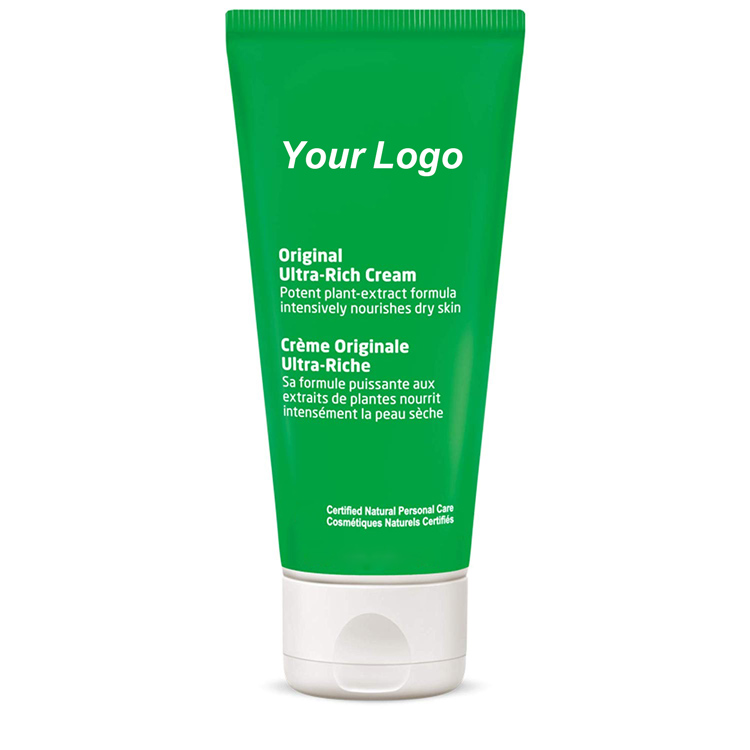 Dermatologically tested body cream makes skin feel hydrated smooth moisturized body cream