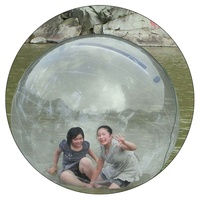 Durable PVC Inflatable Human Hamster Water Walking Ball for Adults and Kids