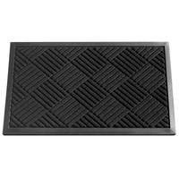 Dotcom front outdoor home carpet anti slip polypropylene cheap entrance welcome PP door mat