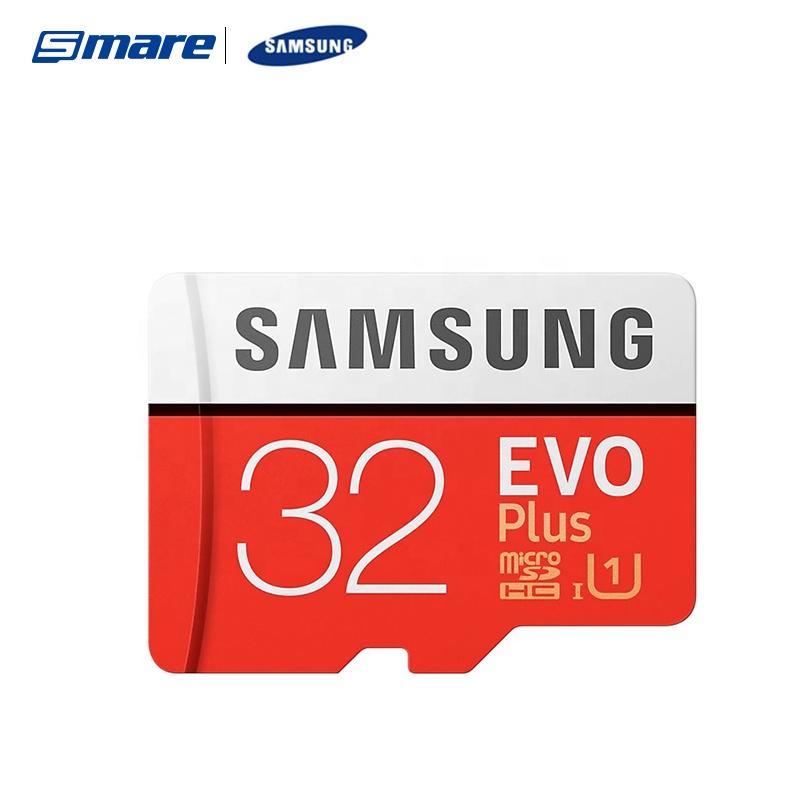 Samsung 100% Original 32GB MicroSDHC TF Memory Cards EVO Plus 32GB Class 10 UHS-1Mini SD Carte Microsd Samsung Memory Card фото