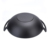 custom size cast iron chinese kitchen cooking wok pan with lid