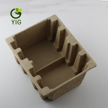 Eco-friendly Pulp Molded Paper Protective Packaging