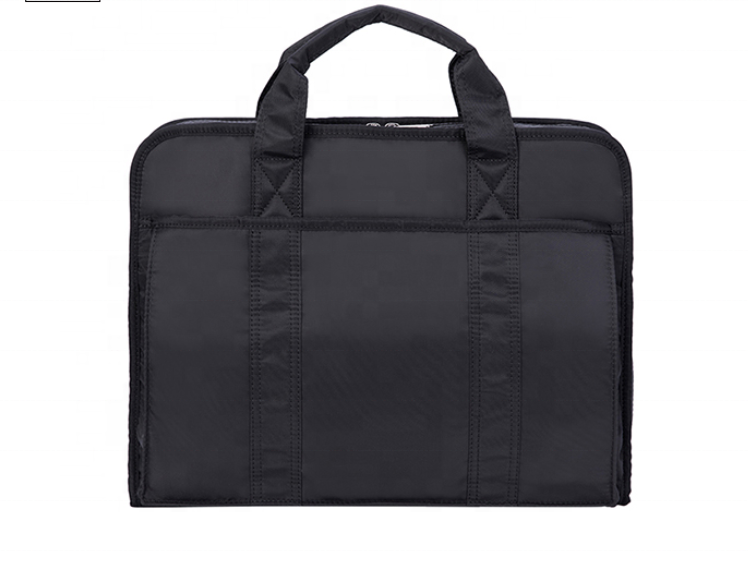 2020 brand design doctor lawyer polyester laptop briefcases men high-grade portable business multi-pocket man handbags wholesale