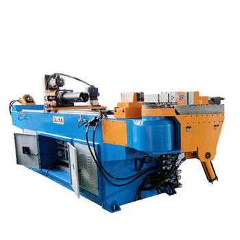 3 4 5 Inch Large diameter Induction Exhaust Hydraulic Bender Electric Automatic CNC SS Rolling Pipe Bending Machine Price