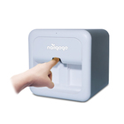Nailgogo impresora o2 nails portable electric paint manicure flower magic automatic best photo software nail printer