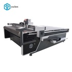 Factory customizable sticker label paper CNC cutting machine with best price