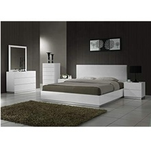 Personalizzato moderno bianco king size armadio hotel mobili <span class=keywords><strong>camera</strong></span> <span class=keywords><strong>da</strong></span> <span class=keywords><strong>letto</strong></span> set