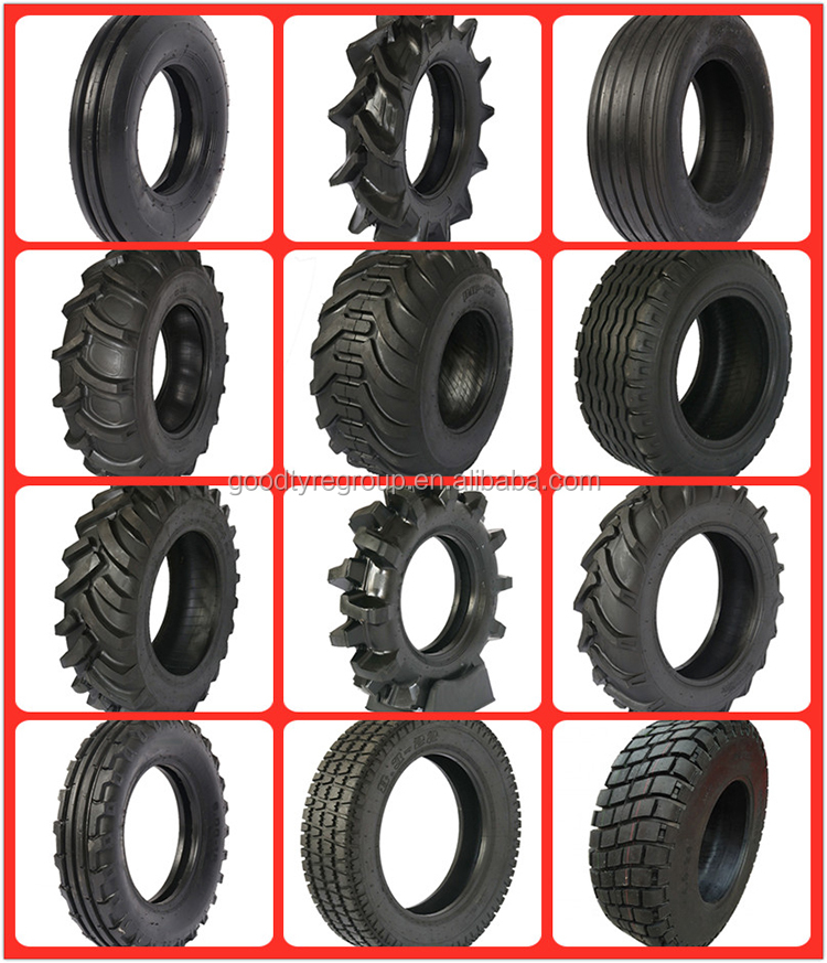 A melhor qualidade 13.6-26 trator de pneus por atacado no mercado Filipino
