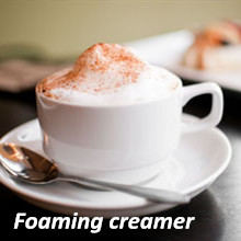 Supplier for Light yellow color non dairy creamer for ice cream premix 25kg