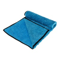 350gsm Shiny Microfiber car washing cloth 40x40 cm
