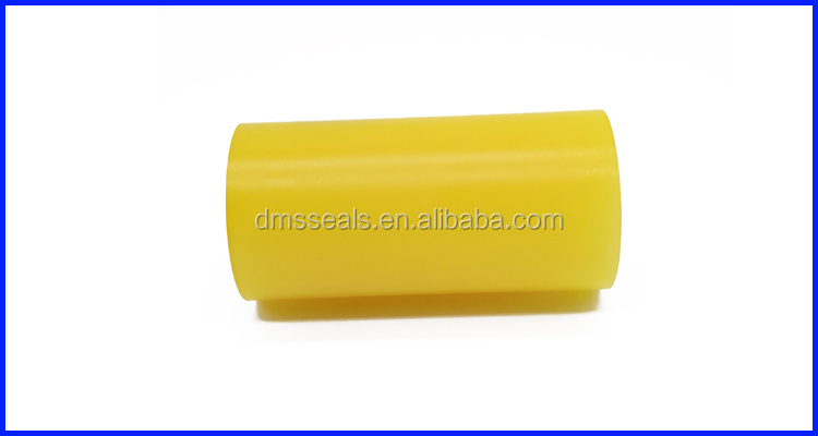 Semi Products Seals CNC Machine Yellow Polyurethane PU Billets
