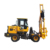 40KW steel pipe pile pressing equipment truck mounted post driver