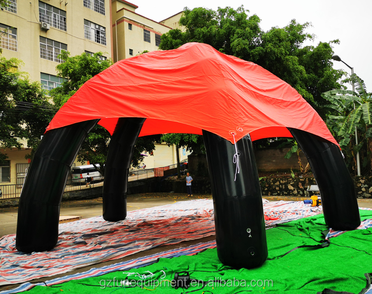 China wholesale cheap high quality 5 foot airtight tent inflatable domes camping tent