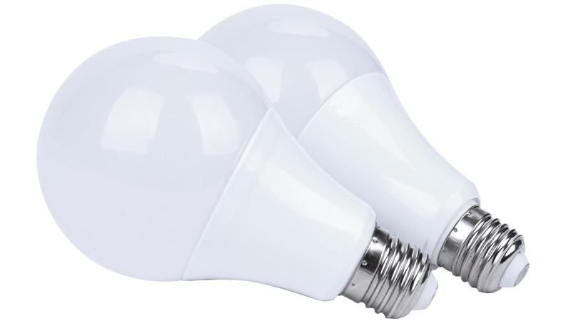 최고 판매 제품 A60 E27/B22 9W led 전구 원료