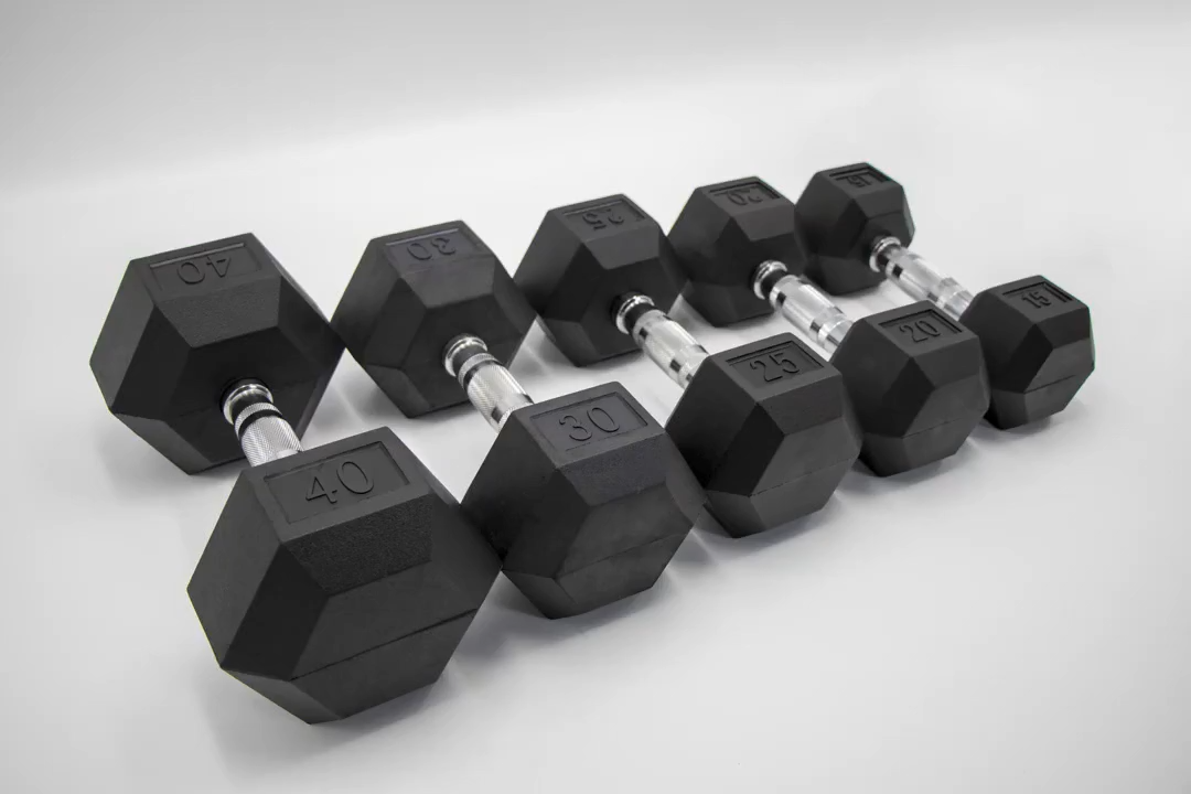 High Quality Gym Equipment Hexagon Dumbbells Weight Set Prices