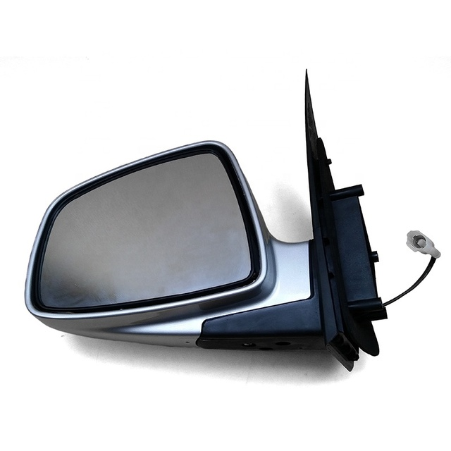 Hightecpl 506RS Espejo retrovisor convexo para puerta derecha del lado del chofer