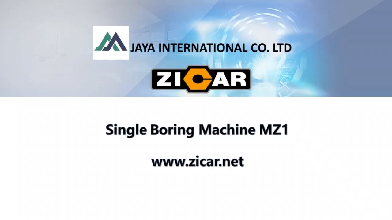 ZICAR 목공 기계 우드 멀티 보링 기계 MZ1