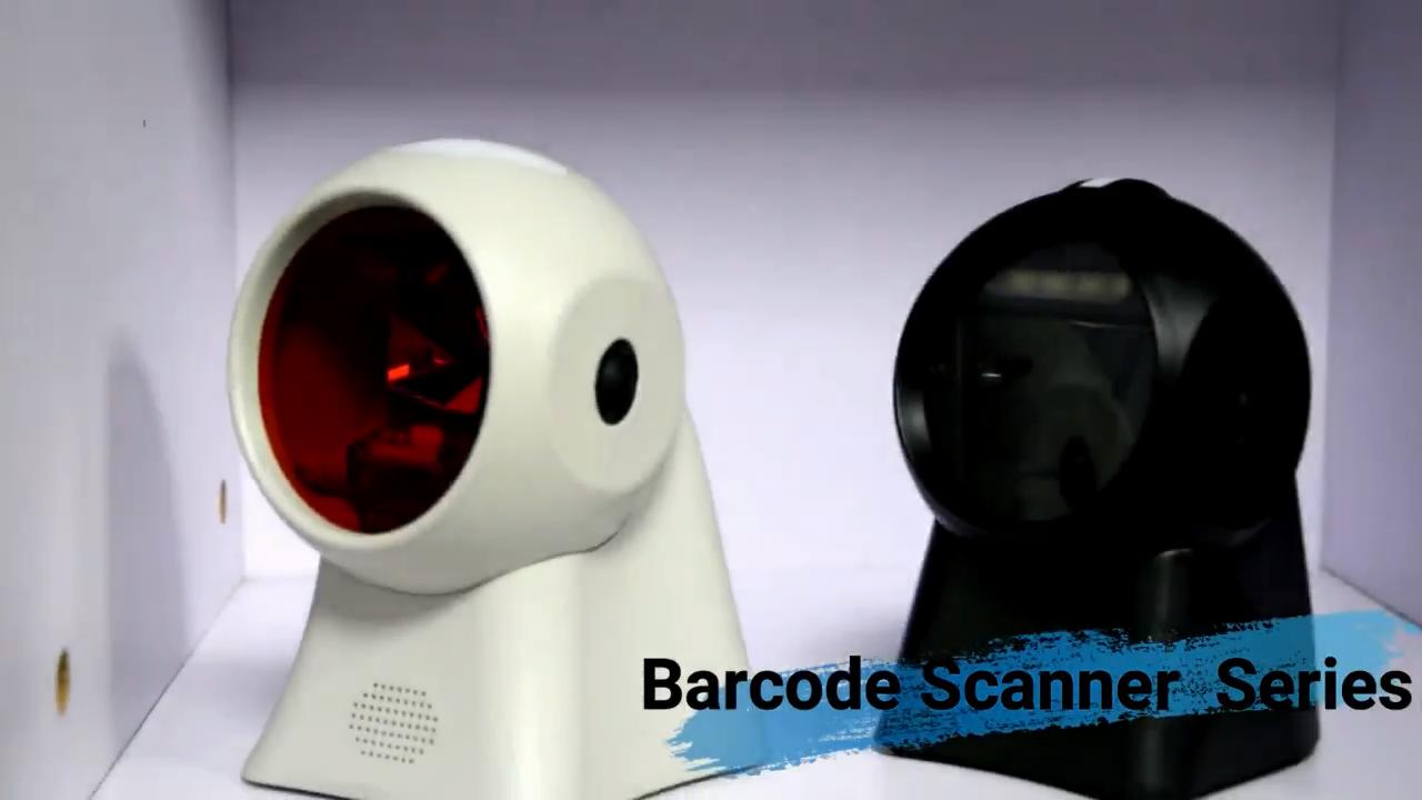 Portátil de código de Barras Com Fio 1D/2D USB Arma de Digitalização do Scanner Android Para O Inventário Handheld Bar Code QR CODE HS-6603B