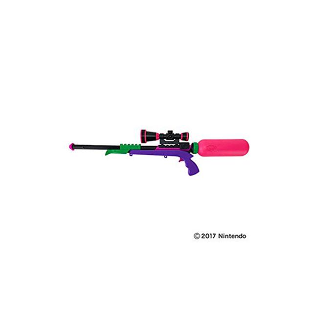 Splatoon 2 Supra Maneuver 1 Water Gun Neon Pink Japanese