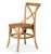 Napoleon gold chair iron dining chairs