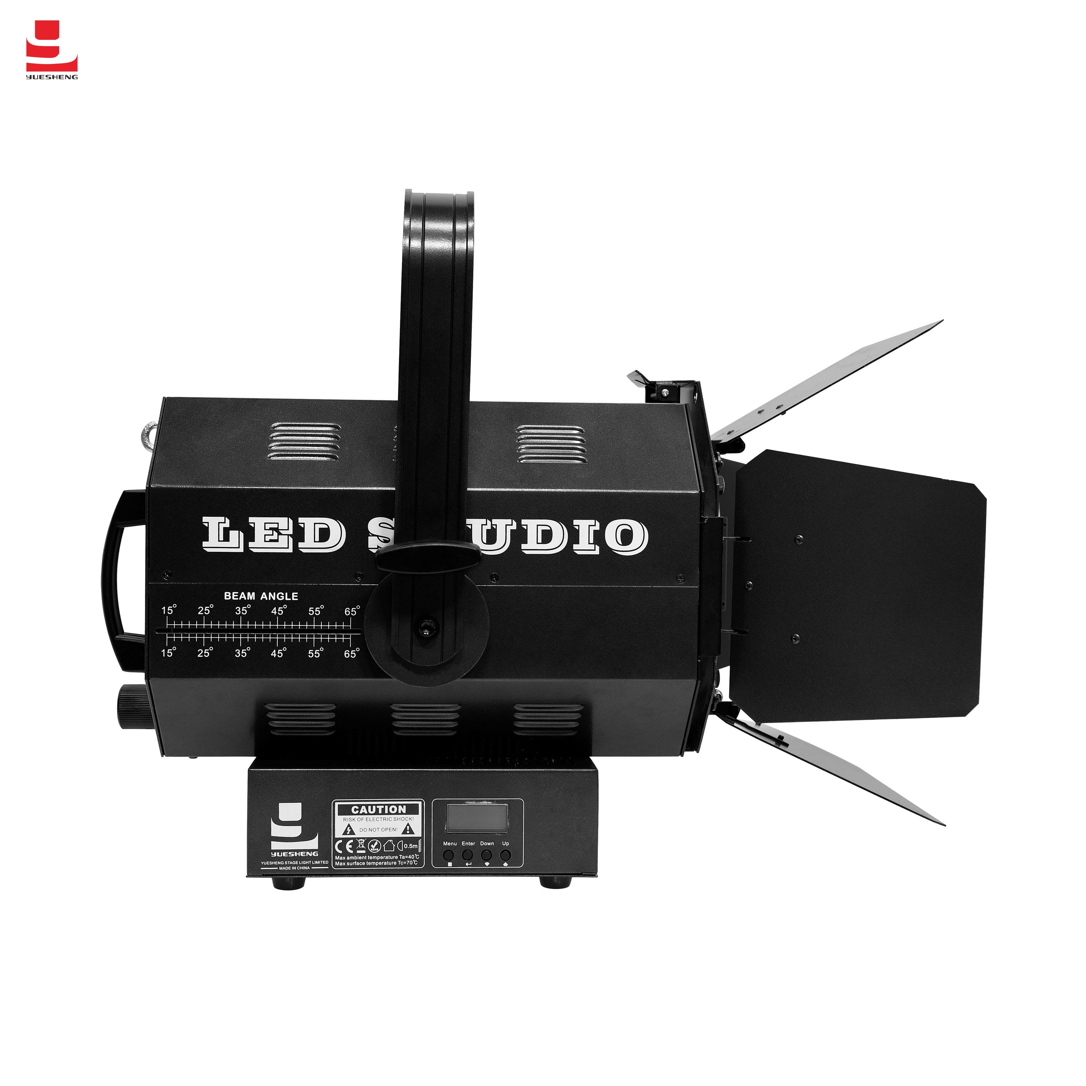 High Power 400W RGBAL LED Lighting Video Projector Fresnel