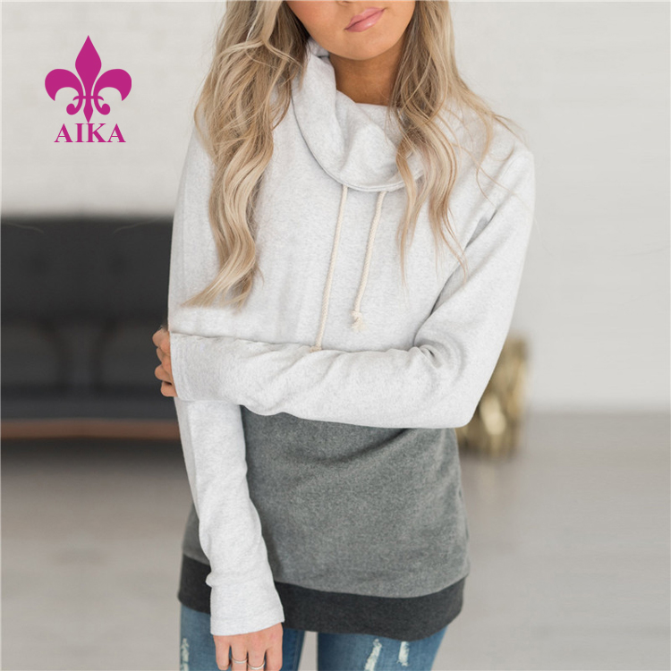 Winter Autumn 2019 WomenFleece Warm Sweatshirt Hoodie Long Sleeve Casual Loose Pullover Sweatshirt Coat