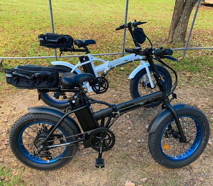 Wholesale 20inch fat e bike electric mini bike 500w ebike foldable electric bicycle with cheap price
