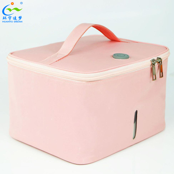 New product LED U-V Disinfection Bag Portable USB Rechargeable Sterilizer Bag