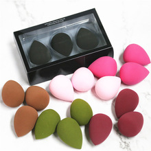 Professionele Makeup Tools 3 Stuks Water Droplet Poeder Puff Set
