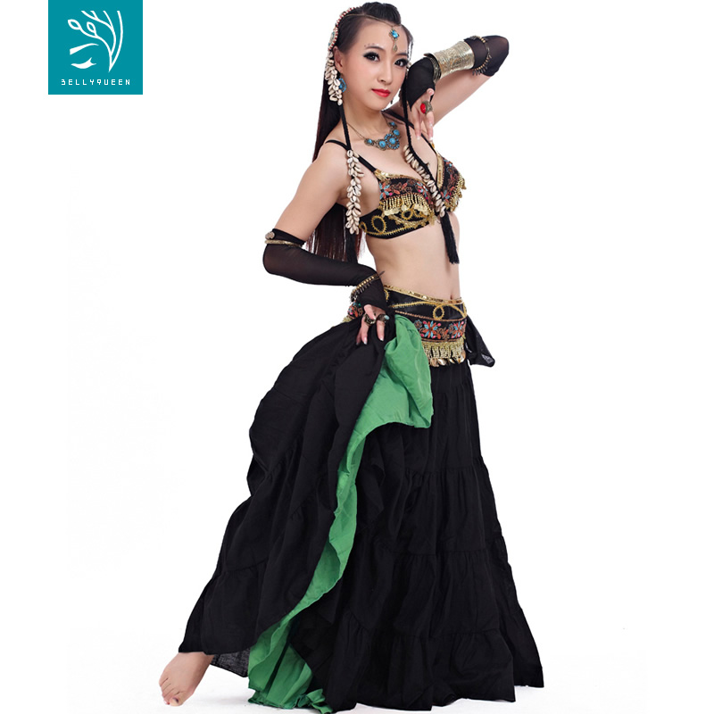 Professional <strong>Tribal</strong> <strong>belly</strong> <strong>dance</strong> performance costumes BellyQueen