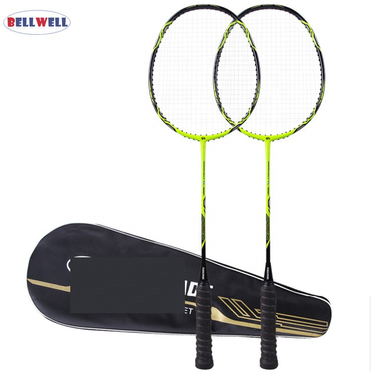 Bellwell Hot Koop Fitness Oefening Beste Badminton Racket
