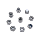 ASTM A563 / 194 DIN934 / 6923 ss304 / 316 stainless steel Flange Nuts Cap / Weld / Square / Heavy Hex Self Nylon Lock Nut