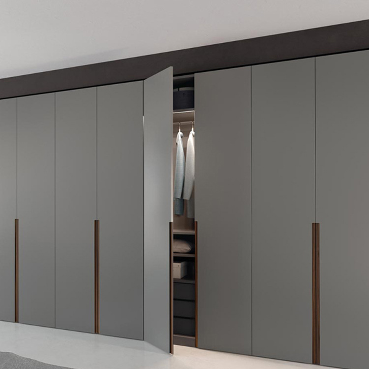 Mdf Bedroom <strong>Design</strong> Modern Cabinet Rta Closet Wardrobe Boxes