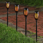 Solar Torch Solar Hot Amazon Sale Waterproof Mini Solar Flame Torch Garden Lights For Decoration Outdoor
