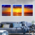 Wall Hanging Popular Living Room Decor 5 PCS Canvas Painting Cuadro Lienzo