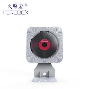 Firebox 1/2 din portable with digital tv tuner dvd car mp3 player