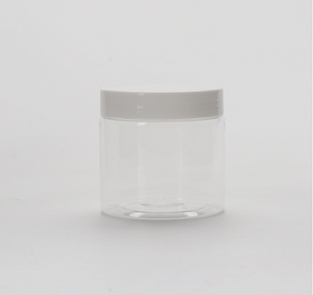 500ml airtight herbal medicine container 16 oz plastic bottles with waterproof label