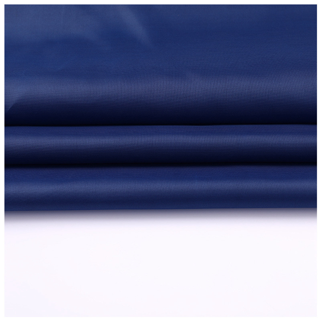 100%Polyester Coating 190T Taffeta Lining Fabric For Cloth